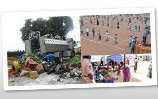 COVID19-Lockdown-Zimbabwe-Urban-Market