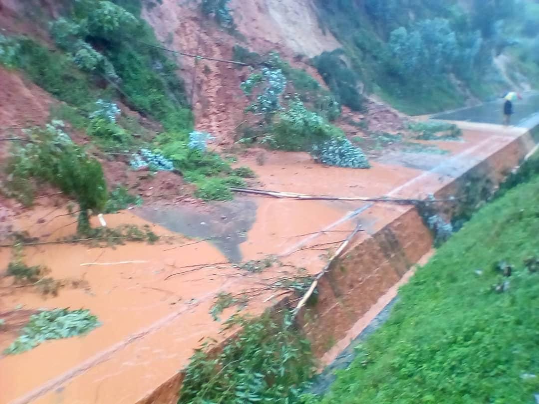 Heavy rains destroyed bridges&roads hence affecting local integration